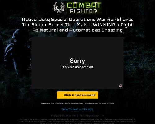 Combat Fighter