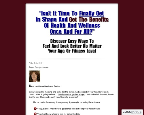 Fitness For You – Discover Easy Ways to Feel And Look Better At Any Age