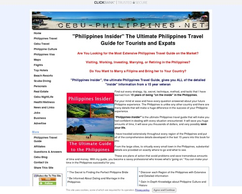 Philippines Travel Guide for Tourists