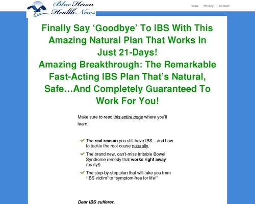 My IBS Story – Living IBS free forever!